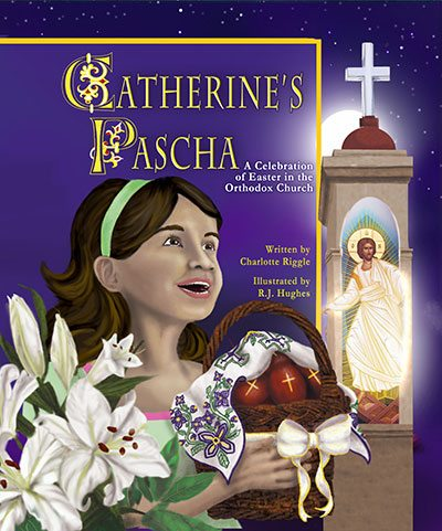 Catherine's Pascha book cover