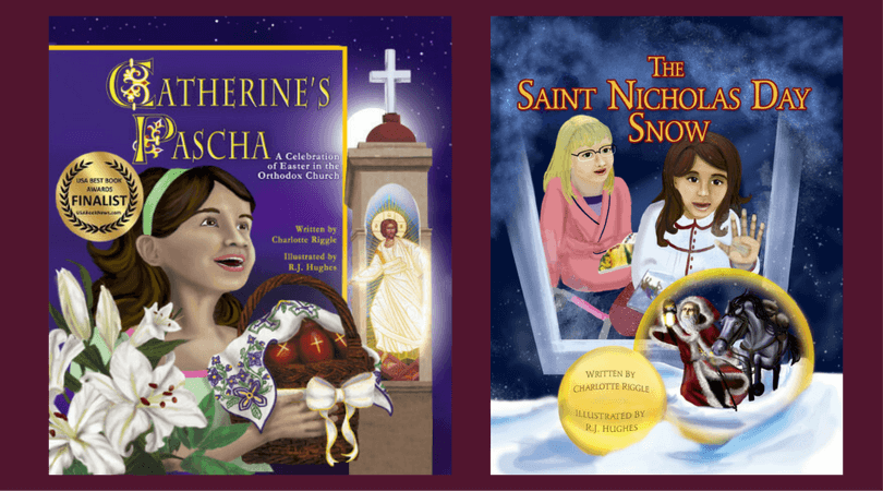 Catherine's Pascha and The Saint Nicholas Day Snow