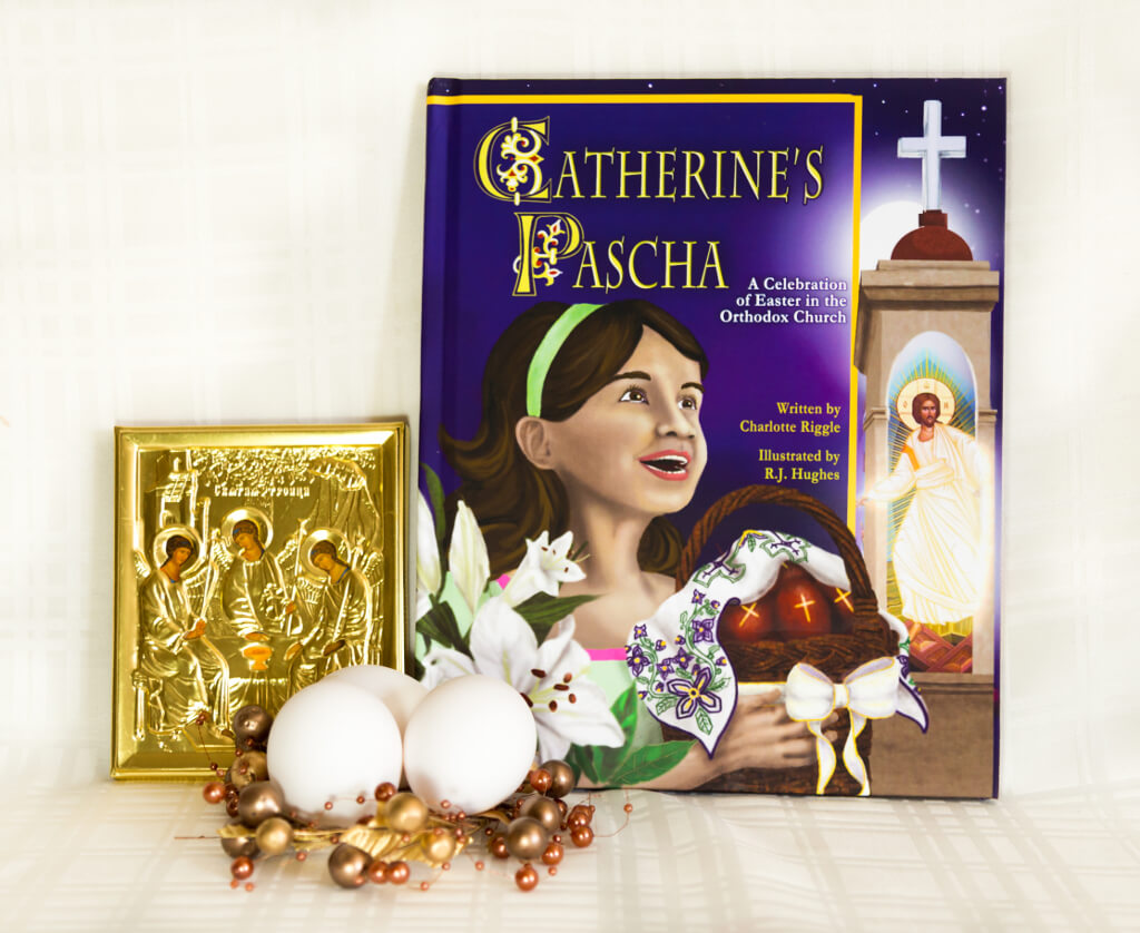 Make Catherine's Pascha part of your Easter celebration.