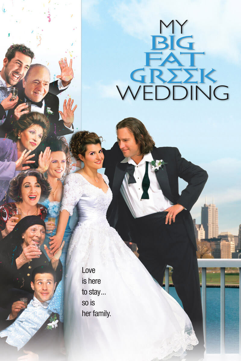Movie poster for My Big Fat Geek Wedding