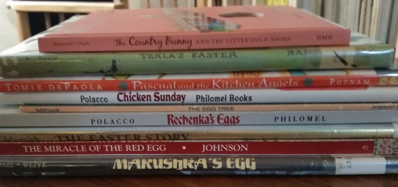 Easter Picture Books Keep Pascha Present