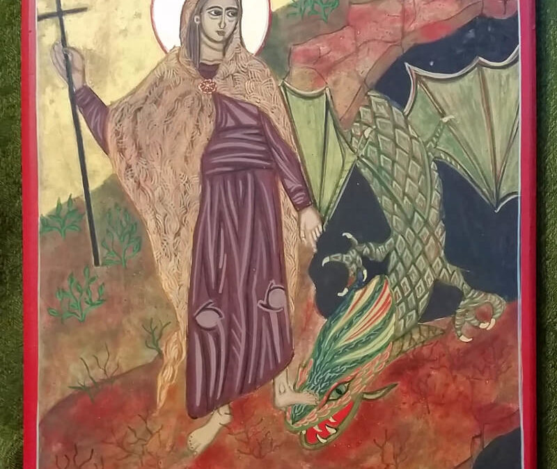 St. Elizabeth the Dragon-Slayer