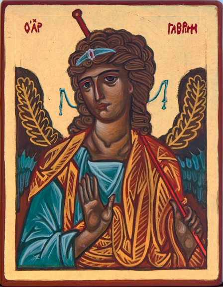 It's the Synaxis of the Archangel Gabriel — But Why?