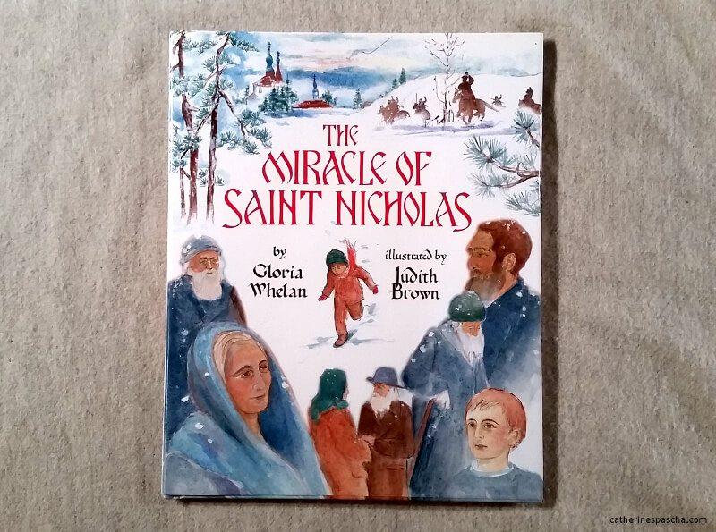 The Miracle of Saint Nicholas by Gloria Whelan