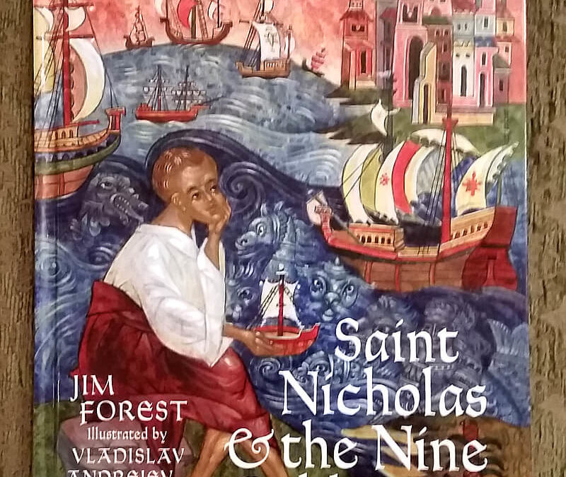 Saint Nicholas and the Nine Gold Coins: A Review