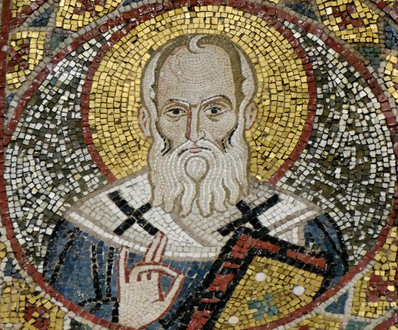 St. Gregory, the Saint of Three Names