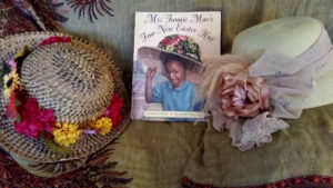 Fannie Mae's Fine New Easter Hat, with hats.