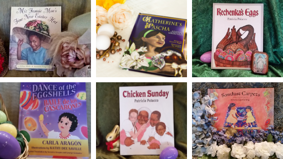 Six Exceptional Multicultural Easter Picture Books