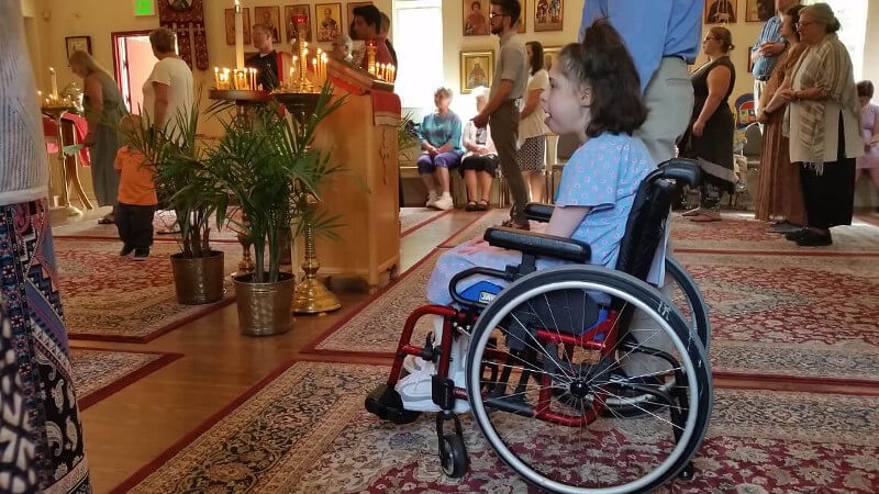 Disabilities and Special Needs in the Church