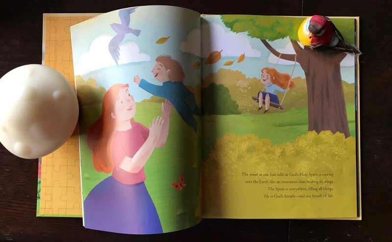 Everything Tells Us about God: An Autism-Accessible Book
