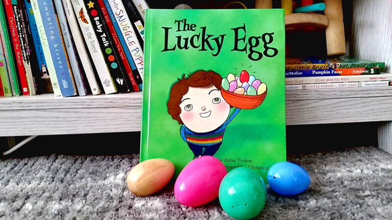 The Lucky Egg: A story about Orthodox Easter