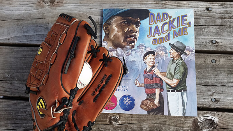 Dad, Jackie, and Me: More than a baseball story