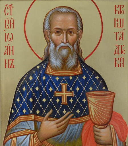 St. John of Kronstadt helped Agatha Rodi teach students with learning difficulties