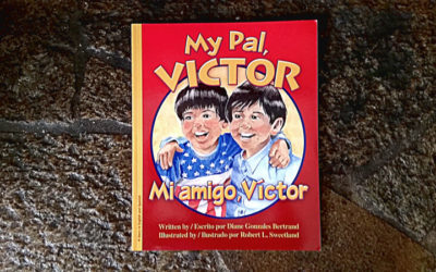 My Pal, Victor: A bilingual story with a disabled character