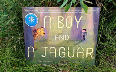 A Boy and a Jaguar: A story of words and promises