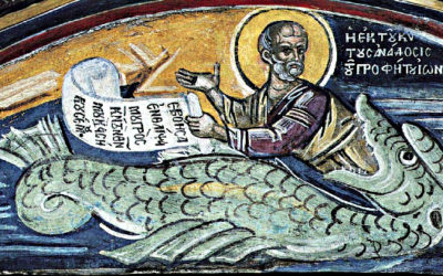 Why do we celebrate Jonah today?