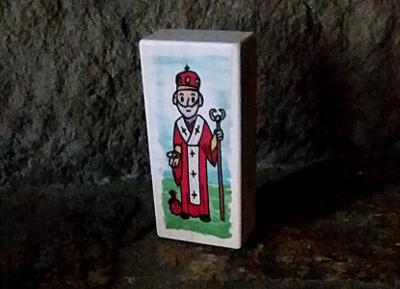 Saint Nicholas block