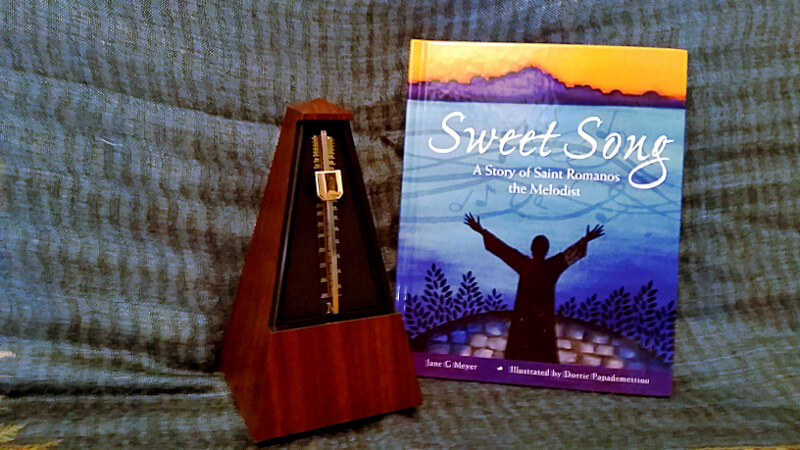 Sweet Song: A story of St. Romanos the Melodist