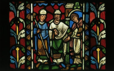 St. Nicholas, the unwilling Bishop of Myra