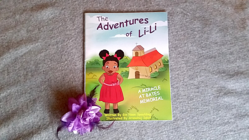 Miracle at Bates Memorial is the first picture book in the series, The Adventures of Li-Li