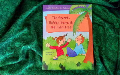 The Secrets Hidden Beneath the Palm Tree: A picture book about deafness