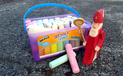 Have a St. Nicholas party in July!
