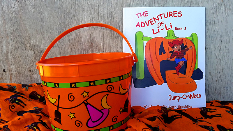 Jump-O-Ween: A Halloween party with a sensory kid