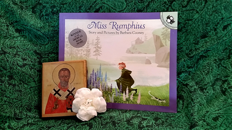 Miss Rumphius: Making the world more beautiful