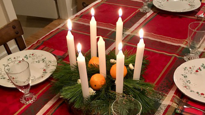 Keeping Advent and Christmas during the pandemic