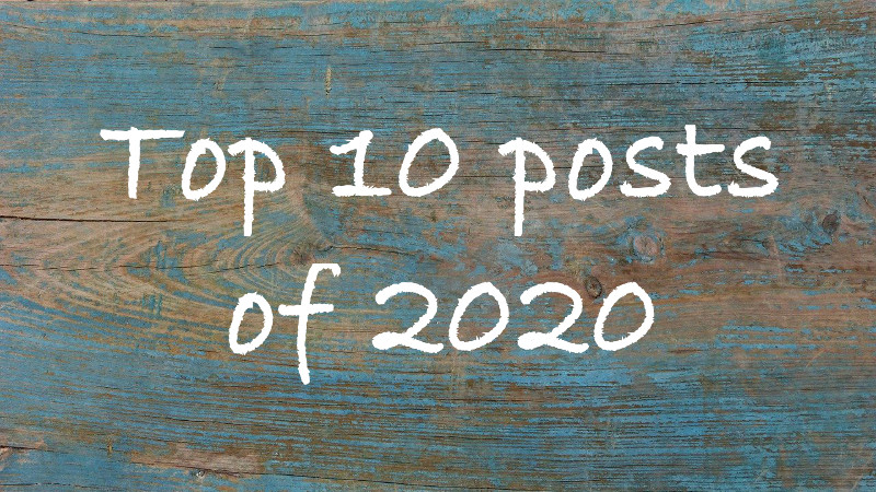 Top 10 most-read posts from 2020
