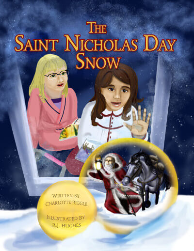 Share the joy of Saint Nicholas Day through the magic of a book: The Saint Nicholas Day Snow